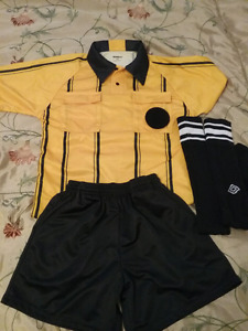 Ref uniform for soccer - Youth Large