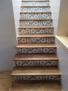 Stair refinishing wanted