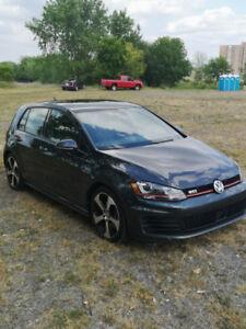 Volkswagen GTI 2016 Autobahn - Acier Carbone/Carbon Steel