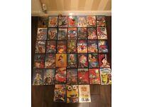 43 Disney / Pixar DVD Bundle (£3 per DVD)