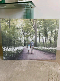 BEAUTIFUL PICTURE LARGE WALL CANVAS BRAND NEW