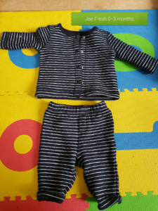 0-6 month clothing