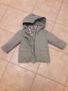 Spring / Fall 3-in-1 Jacket (18-24 mths)