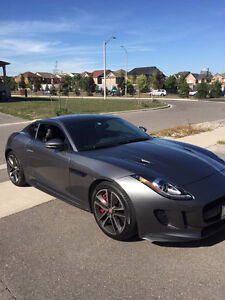 2016 Jaguar Other FType Model S AWD Coupe (2 door)