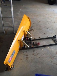 Warn 60 inch tapered plow