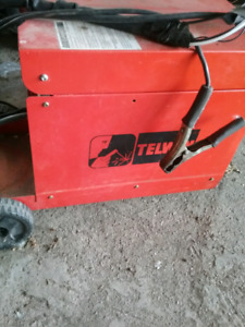 TELWIN MIG WELDER FOR PARTS