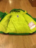 Boys 3T North Face thermal jacket