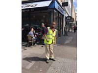 Seeking leaflet labouring gardening labouring work asap