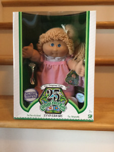Cabbage Patch Doll (new in box)