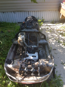 Parts sled for sale