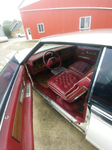 Parts only 1985 Cadillac Eldorado parts