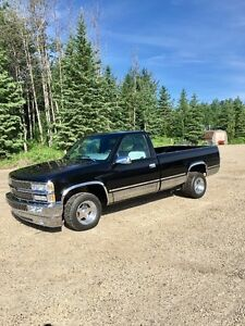 1995 Chevrolet C/K Pickup 1500 Chrome Pickup Truck