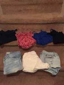 Women's Clothing - Shirts, Shorts, Skirt, etc. Cambridge Kitchener Area image 1