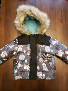 6-12 month boys winter jacket