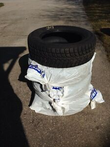 Winter tires  - size 215 65 R16 $500 OBO