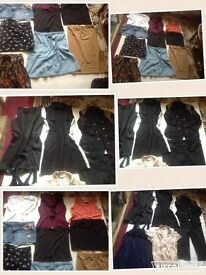 Ladies bundle clothes size 14 used 33 items £25