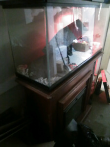 3 ft snake tank with lid and accessories