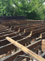 Demolition & Roof Removal