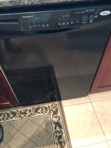 Whirlpool Gold Quiet Partner III Dishwasher