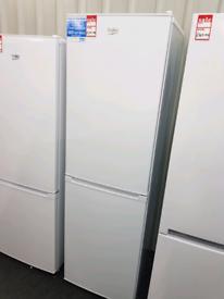 Brand New Beko CCFM3582W Frost Free Fridge Freezer in White