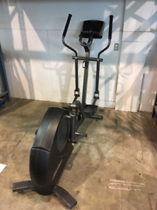 Life Fitness Xi Elliptical for sale!