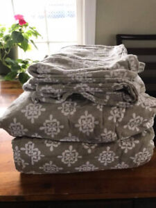 Sheets For Sale (King, Double & Twin) Price listed beside each