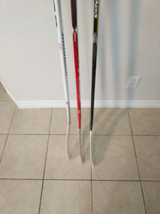 Baton hockey usager droitier adulte