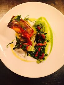 TRAINEE CHEF WANTED