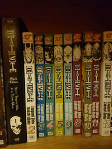 Death Note Series