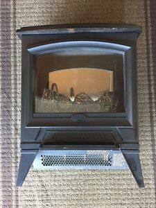 Dimplex wood stove/heater