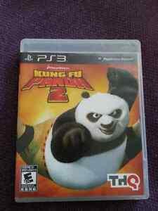 Kung fu panda 2 ps3 a vendre. Voir mes autres annonces!