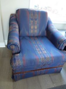 Kroehler Easy Chair Sarnia Sarnia Area image 3