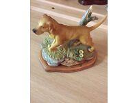 Finest Porcelain Labrador by Kowa