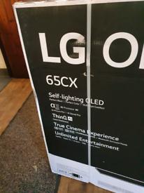 "LG OLED65CX6LB 65"" OLED HDR 4K UHD SMART TV WITH GOOGLE ASSISTANT & AM"