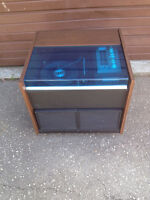 Vintage RCA Forma 70 stereo system