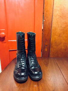 14 Hole Dr. Martens Size 8 US Women's (fit like size 8.5)