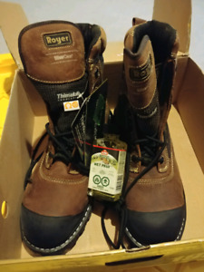 """Royer Work Boots """"Brand New"""" never been on a foot"""