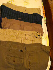 Quality Men's Shorts ,some NWT…10 pairs