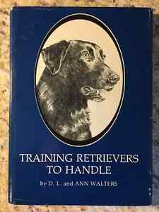 8 Book Collection - Retriever Training Regina Regina Area image 3