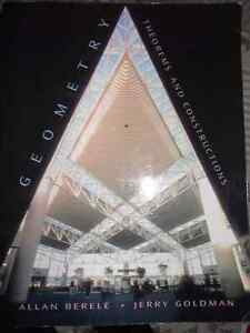 Geometry: Theorems and Constructions Textbook