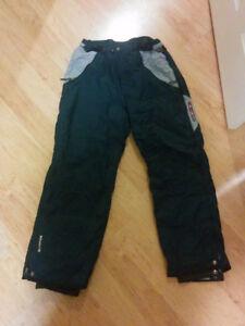 Men's Ski / Snowboarding Pants Bonfire Twintec size XL