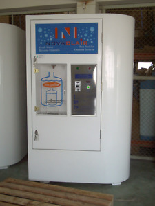 RO Purified Water Vending Machine