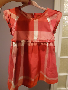 Authentic Burberry Dress
