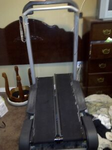 tc5 treadclimber/1500 total gym London Ontario image 2