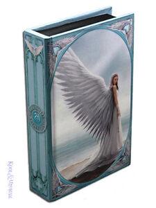 Anne-Stokes-Large-Secret-Book-Box-Spirit-Guide-Guardian-Angel-on-Beach