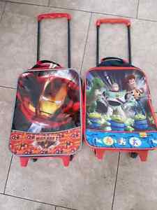 Kids Roller Suitcases