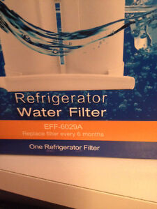 Frigidaire water fliter EcoWater