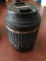 Tamron lens canon mount