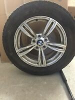 Crazy deal BMW MAGS AND WINTER TIERS