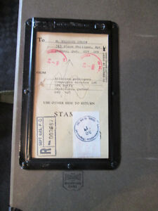 Vintage   Coffret de transport pour documents Lac-Saint-Jean Saguenay-Lac-Saint-Jean image 2